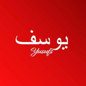 Yusufs logo