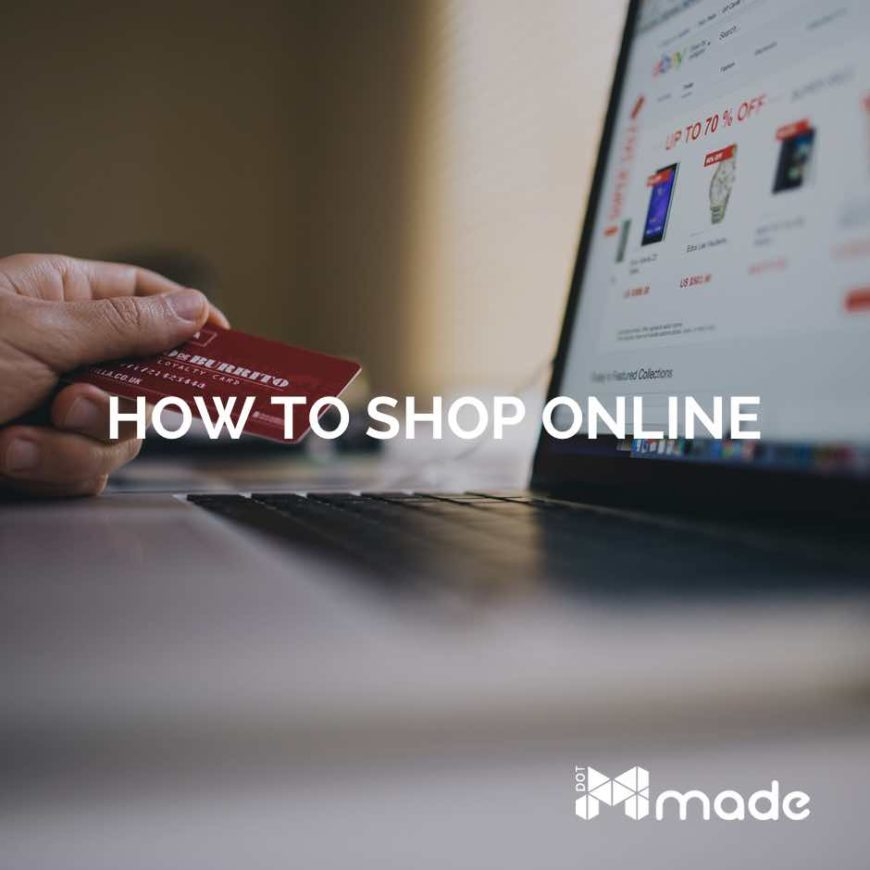 How to order online