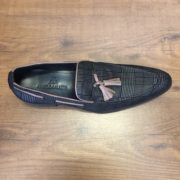 Angelo Galasso Slip on scotch formal shoes
