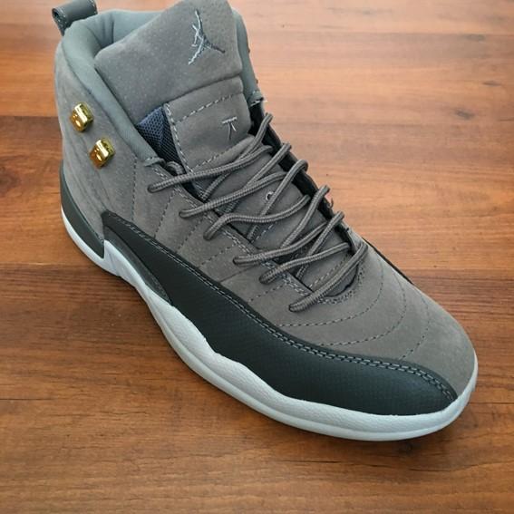 """Air Jordan 12 Retro """"Dark Grey"""""""