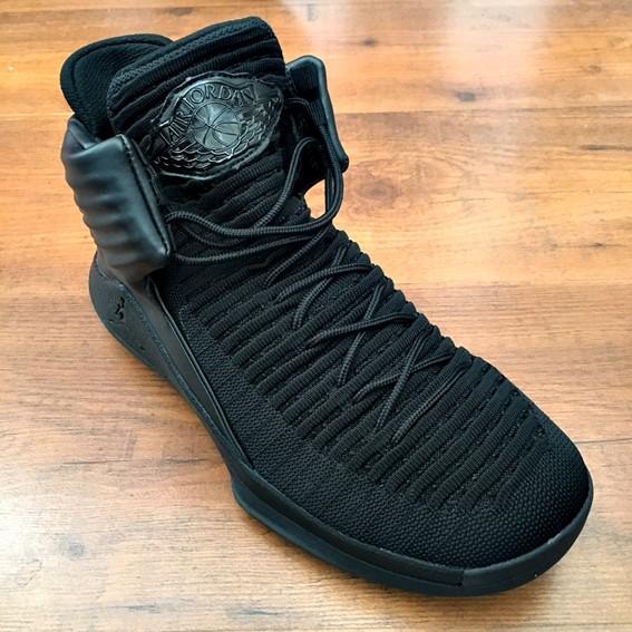 Air Jordan 32 Tripple Black