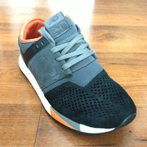 New Balance 247 Grey Black Orange