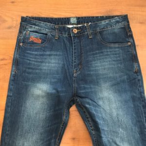 Superdry Blue denim jeans