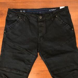 G-Star RAW 3301 ARC SLIM denim jeans Navy blue stretch