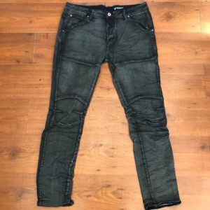 G-STAR RAW 3D ARC SLIM grey denim jeans stretch